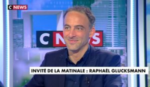 L'interview Raphaël Glucksmann