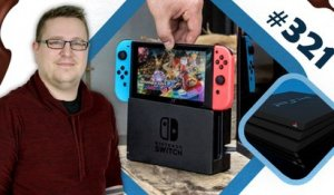 La SWITCH dépasse la PS4 au Japon | PAUSE CAFAY #321