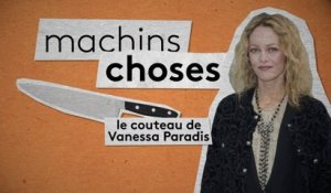Vanessa Paradis dans la collection Machins Choses