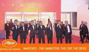 THE GANGSTER THE COP THE DEVIL - Les marches - Cannes 2019 - VF