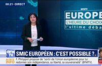 [Fact-checking] Un SMIC européen, est-ce possible ?
