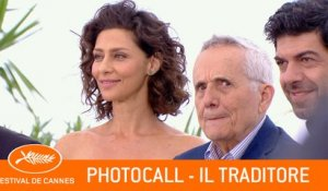 IL TRADITORE - Photocall - Cannes 2019 - VF