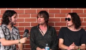 Deep Sea Arcade (Sydney) - Interview at Big Day Out 2013