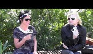 The Superjesus Interview (2014): Sarah McLeod and Tim Henwood touring with The Tea Party!