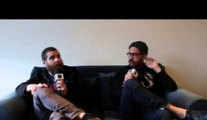 "Manchester Orchestra ""Cope"" & ""Hope"" Interview in Melbourne, Australia (November 2014)"