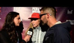 The Ting Tings: Interview at Perez Hilton Party SXSW 2015
