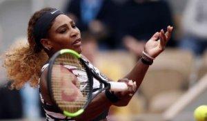 f3946e3d07 PHOTOS. Serena Williams critiquée pour sa tenue à Roland-Garros : on ...