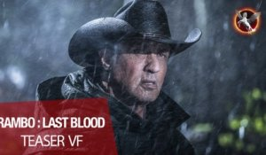 RAMBO : LAST BLOOD - Teaser VF_
