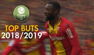 Top 3 buts RC Lens | saison 2018-19 | Domino's Ligue 2