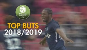 Top 3 buts Paris FC | saison 2018-19 | Domino's Ligue 2