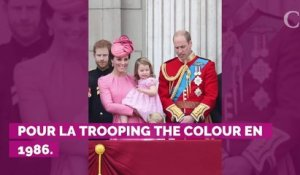 Trooping the colour : Quand le prince Louis recycle une tenue... de son oncle, le prince Harry !