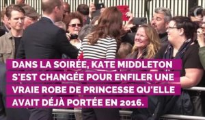 PHOTOS. Kate Middleton : la question trop mignonne d'une jeune fan sur sa tenue vestimentaire