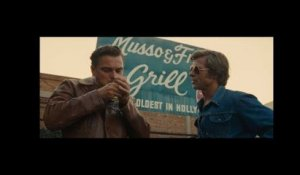 "La bande-annonce officielle de ""Once Upon a Time In Hollywood"""