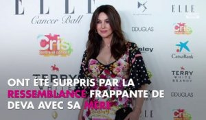 Monica Bellucci : Sa fille Deva Cassel fait sensation sur Instagram (Photo)