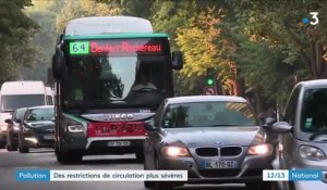 Pollution : les automobilistes face aux restrictions de circulation
