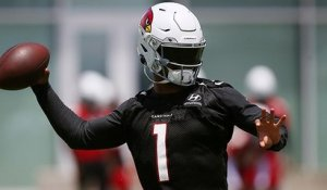Burleson: Kyler Murray will be 'fantastic' in this league