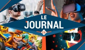 Faut-il enterrer la VR ? | LE JOURNAL #26