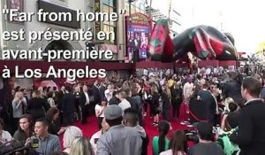 Avant-premiere de 'Spider-Man: Far from Home'