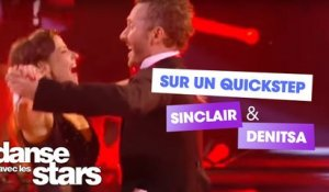 Sur un Quickstep, Sinclair et Denitsa Ikonomova (Puttin' On The Ritz)