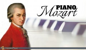 Mozart - Classical Piano Music