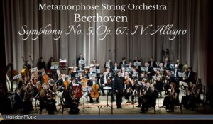 Metamorphose String Orchestra - Beethoven: Symphony No. 5 in C Minor, Op. 67: IV. Allegro
