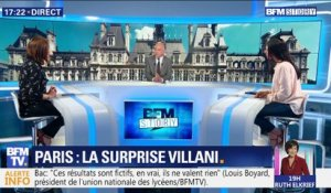 Municipales à Paris: la surprise Cédric Villani