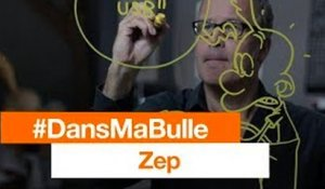 #DansMaBulle - Zep - Orange