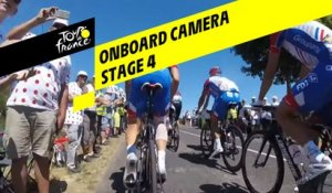 Onboard camera - Étape 4 / Stage 4 - Tour de France 2019