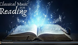 Piano Solo - Classical Music for Reading