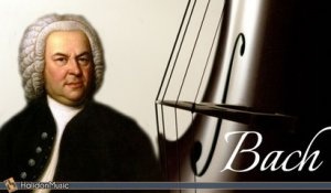 Classical Baroque Music - The Best of Bach