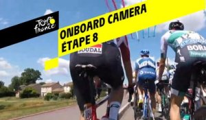 Onboard camera - Étape 8 / Stage 8 - Tour de France 2019