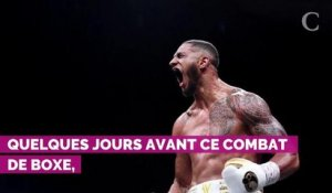 PHOTOS. Tony Yoka fait monter son fils Ali sur le ring