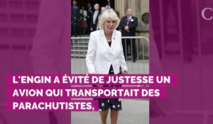 Quand Camilla Parker Bowles a évité de justesse deux accidents...