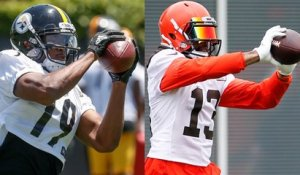 Fantasy WR rankings: OBJ vs. JuJu