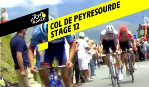 Col de Peyresourde - Étape 12 / Stage 12 - Tour de France 2019