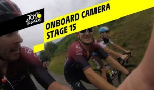Onboard camera Emotions - Étape 15 / Stage 15 - Tour de France 2019