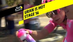 Uran a chaud / Uran is hot - Étape 16 / Stage 16 - Tour de France 2019