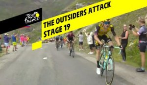 Les outsiders attaquent / The outsiders attack - Étape 19 / Stage 19 - Tour de France 2019