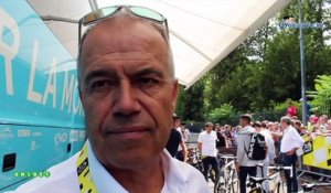 "Tour de France 2019 - Vincent Lavenu : ""Avec Romain Bardet, on ne va pas tout remettre en question"""