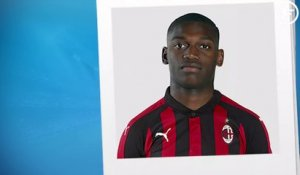 OFFICIEL : Rafael Leão s'engage au Milan AC