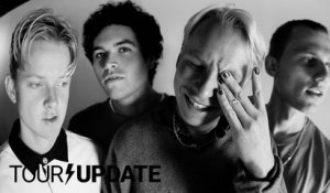 SWMRS Talk Sophmore Album and New Headlining Tour