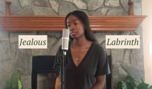 Jealous - Labrinth || Alicia Gabrielle Cover