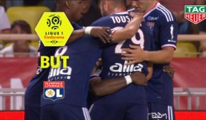 But Moussa DEMBELE (5ème) / AS Monaco - Olympique Lyonnais - (0-3) - (ASM-OL) / 2019-20