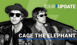 Tour Update: Cage the Elephant Believes In Powerful Moments