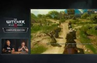 The Witcher 3 Wild Hunt - Complete Edition - Gameplay Switch