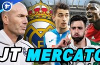 Journal du Mercato : le Real Madrid relance totalement son mercato