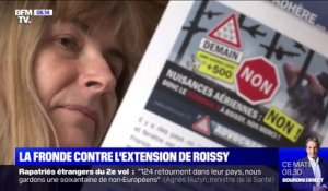 Des élus et associations se mobilisent contre l'extension de l'aéroport de Roissy