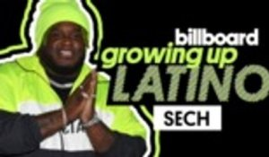 Sech Talks Favorite Slang & Foods From Panama, His Childhood Role Model & More | Growing Up Latino