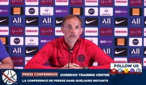 Replay: Conférence de presse de Thomas Tuchel avant FC Metz  Paris Saint-Germain