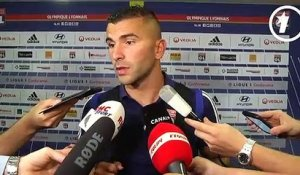 Anthony Lopes pointes les manques de l'OL